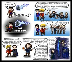 Merlin 4x01 SPOILERS by blackbirdrose.deviantart.com on @deviantART. The Knights.... xD