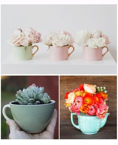 Decora con flores - Flower Deco
