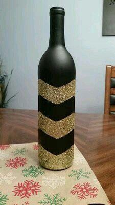 Decorate A Bottle Portavelas Con Frascos De Vidriomanualidades Con Frascos De