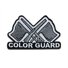 Color Guard Instrument Patch