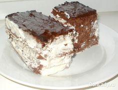 Рецепты по Дюкану: Лимонно-шоколадный торт