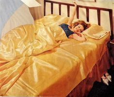 Satin Bedding, Silk Sheets, Furniture, Home Decor, Decoration Home, Room Decor, Home Furnishings, Home Interior Design, Home Decoration