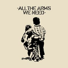 All The Arms We Need by punxuk