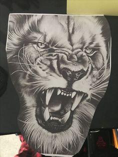 33+ Best Lion Tattoos For Men ⋆ tattoovorlagen24