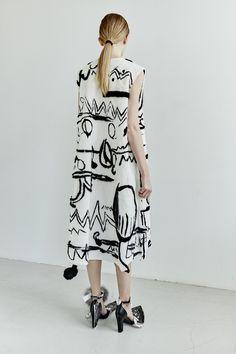 Edda Gimnes stilista Regno Unito Londra tessuti pop estetica eclettica | Lancia Trendvisions