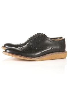 "Topman Smart Shoes / Ben Sherman ""Movg"" Brogues   http://tpmn.co/VO4QNM"