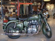 MIL ANUNCIOS.COM - Royal Enfield Classic 500 Battle Green