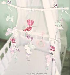 DIY: le farfalle color pastello per decorare la cameretta