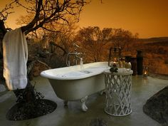 South Africa......Love Love Love this! Madikwe.