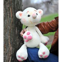 #weamiguru  #amigurumi  #knitting  #crochet  #handmade  #bear  #амигуруми  #вязанаяигрушка  #игрушкикрючком  #хендмей  #хобби  #мишка  #медведь