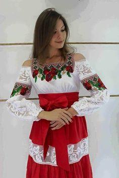 Ucraniano tradicional hecha a mano con cuentas vestido decorado con encaje/Wild semilla de amapolas cordón bordado/abalorios/Vyshyvanka-todos los tamaños disponibles!!!!!!