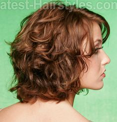 love this for the side, but length is too short for me, wide face.  Not sure if my hair could hold this curl without humidity
