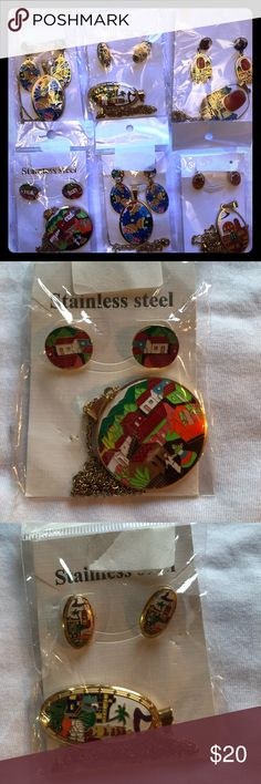 Jewelry from Honduras Brand new  In package Honduras jewlery Jewelry Necklaces
