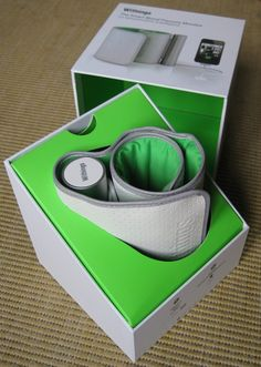 Withings Blood Pressure Monitor   Unboxing