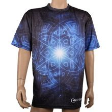 Adult O-Neck Custom Made Sublimation Galaxy wholesale T Shirts  best buy follow this link http://shopingayo.space