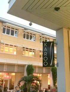 Karoo Restaurant - G