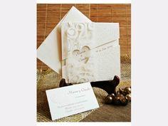 Invitación de boda 32426 #invitacionboda #bodastyle.com  #invitacion