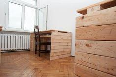 KoWork - Nietuzinkowe i orygnalne wnętrze coworkingowe motywuje do pracy! #coworking #workspace #wood