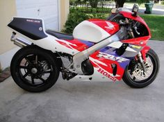 1994 Honda RC45