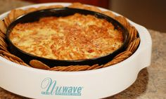 Baked Party sweet Onion dip