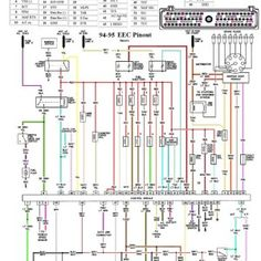 Pleasant 13 Best Mustang Fuse Diagrams Images Diagram 2017 Ford Mustang Chart Wiring Digital Resources Remcakbiperorg