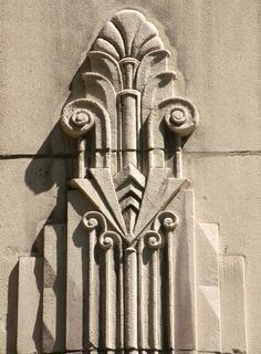 1929 Art Deco Relief | Flickr - Photo Sharing!