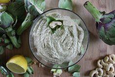 Artichoke Cashew Cheese Spread