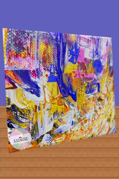 Abstract Art / Art Abstrait / Abstrakte Kunst / Abstraktné Umenie (Colorful) | Art by Satrini | Timeless Color Collection | Paintbrush Malerei | Malmittel | Zeichnung | Malerei Themen | Zeitgenössische Kunst | Acrylgemälde | Leinwandgemälde | Maltechniken Acrylic color on canvas | Digital art technique | New Art Collection | Abstract Art | Abstract Wall Art | Abstract Painting | Abstract Art Prints | Modern Abstract Art | Abstract Art Ideas | Abstract Art For Sale | Abstract The Art of… Art Abstrait, Paint Brushes, Modern Art, Abstract Art, Artwork, Design, Contemporary Art, Paint Techniques, Painting Art