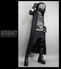 fashion/Visual kei/goth/