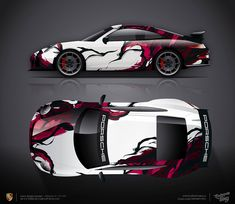 Design consept Porsche 911 GT3 #10 | DESIGN ATELIER TTSTUDIO