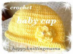 ニット帽子:引き上げ編み【かぎ針編み】編み図・字幕解説 Front Post Double Crochet Hat / Crochet and Knitting Japan - YouTube