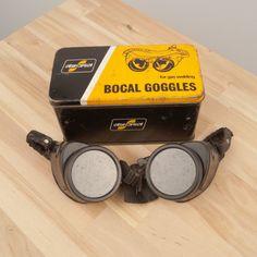 BOCAL starcrest lassen bril lasser glas dat gebruikt wordt in