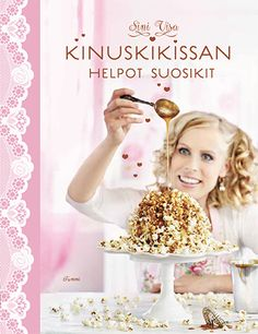 Meidän oma pieni kirjakauppa on nyt avannut ovensa! Uutukaista Kinuskikissan helpot suosikit (Tammi 2014) sekä juhlaleivontaan keskittyvää aiempaa teosta Kinuskikissa leipoo - Tervetuloa juhliin! (Tammi 2012) voi ostaa suoraan Kinuskikissalta. Kaikkiin blogin kautta tilattuihin kirjoihin Kinuskikissa rustaa signeeraukset. Selvennyksenä todettakoon, että kirjat ovat toki myynnissä myös kirjakaupoissa kautta maan. Tarkemmat kirjatilaukseen liittyvät hinta- ja toimitustiedot […]