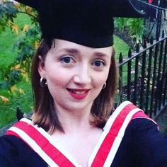 Post graduation selfie!