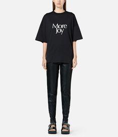Christopher Kane More Joy T-shirt Christopher Kane, Tshirts Online, Normcore, Joy, Seasons, T Shirt, Shopping, Style, Image
