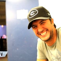 Luke Bryan and UGA...oh my