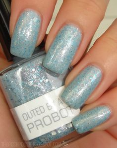 Nerd Lacquer, Outed By a Probot