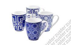 El Greco set of mugs WAS $32