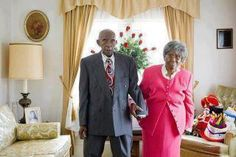 86 Years of Marriage - 104 and 101 years old - REPIN if you still believe in real love