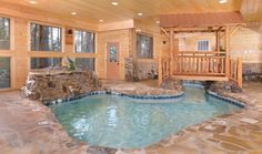 I want to go!!! Pigeon Forge Cabins - Copper River