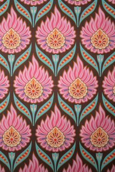 Hamburger Liebe - After Rain Roze Materiaalpopelin (100% katoen) Kleur(en)roze, paars, oranje, blauw Afmetingen145 cm DesignerHamburger Liebe + Hilco