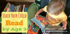 Everything You Need to Know to Teach Your Child to Read