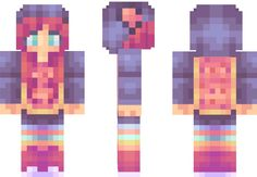 Nyan Cat Minecraft Skin