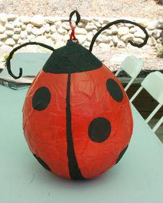 Craft Classics: Ladybug Pinata