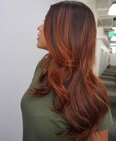 NATURAL BASE +  BALAYAGE HIGHLIGHT AND LOWLIGHT | 41 Hottest Balayage Hair Color Ideas for 2016