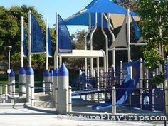 Heritage Park in Irvine #splashpark #waterplay