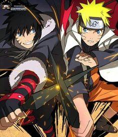 Naruto e menma