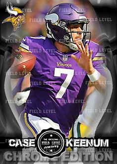 Case Keenum - you did us damn proud this year Case!!!! - e05cfc807