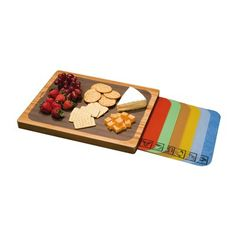 Shop Vancouver Classics Bamboo Cutting Board with Mats at Lowe's Canada. Find our selection of cutting boards at the lowest price guaranteed with price match. Cutting Boards, Bamboo Cutting Board, Kitchen Tools, Utensils, Vancouver, Classic, Diy, Products, Cooking Ware
