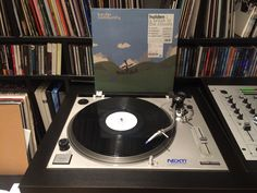 Playing the classic: Holden - A Break In The Clouds. #vinyl #vinylcollection #bordercommunity